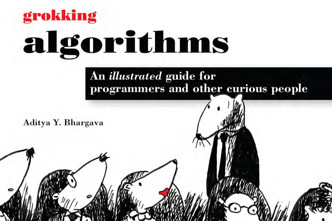 Book review: Grokking Algorithms